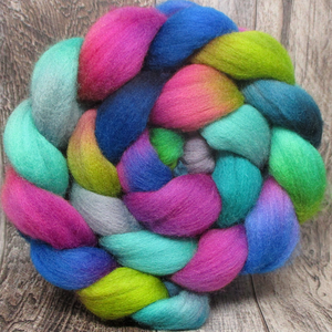 Mountain Twilight -- 100% Polwarth Wool, 4 oz