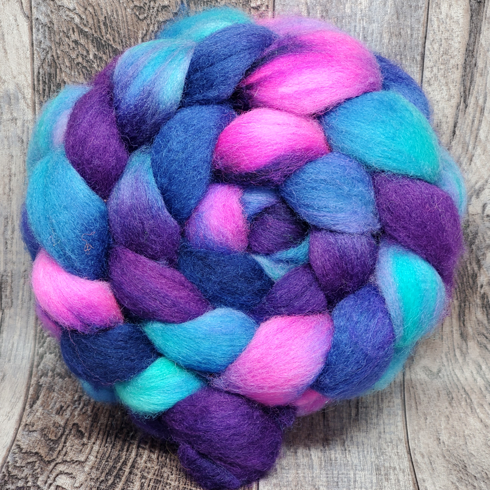 BFL 1-- 100% BFL Wool 4oz