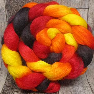 Phoenix -- 75/25 Polwarth/Silk