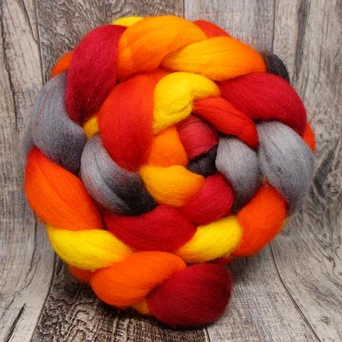 Phoenix -- 100% Polwarth Wool