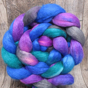 Sea Anemone -- 75/25 BFL/Silk