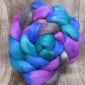Sea Anemone -- 75/25 Polwarth/Silk