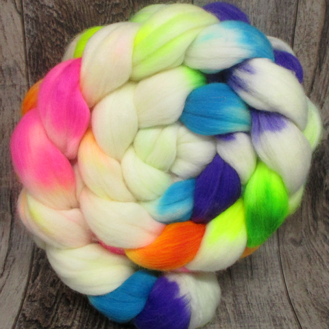 Sugar High -- Superwash Merino/Nylon Fiber