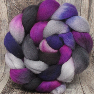 Bacchus -- 100% Polwarth Wool, 4 oz