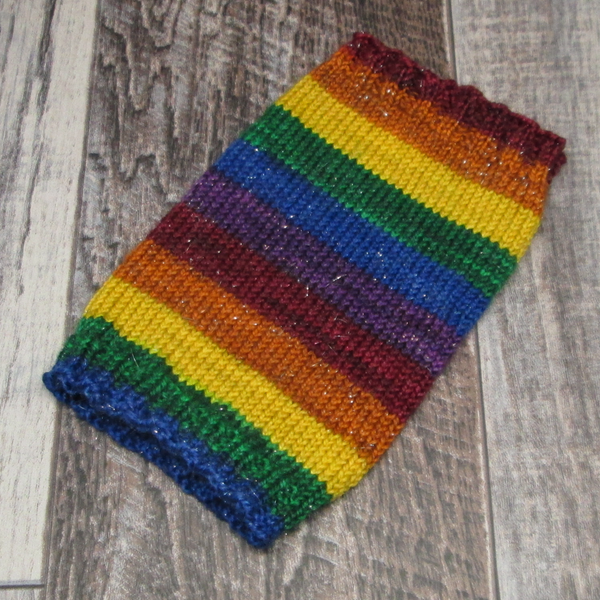 Rustic Rainbow, Super Sock