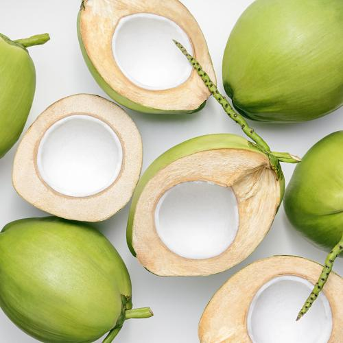 Coconut Water The Ultimate Sports Drink, Improves Blood Pressure, High in Fiber, Antioxidants, and More