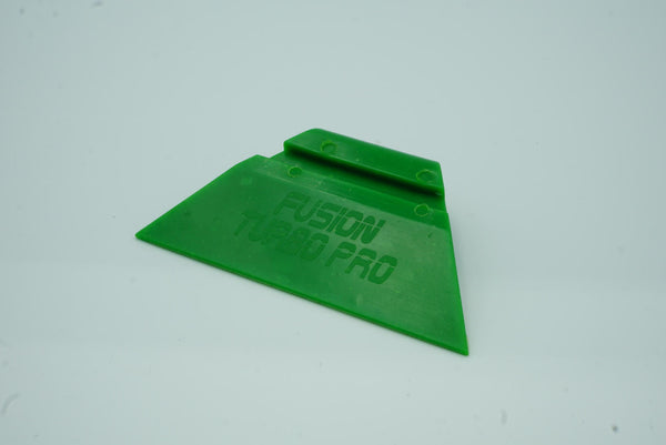 "Fusion Green Turbo Squeegee 3.5"" - Ultra Shield"
