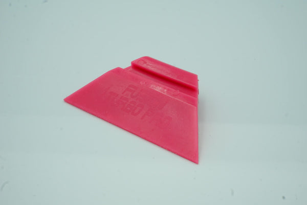 "Fusion Pink Turbo Squeegee 3.5"" - Ultra Shield"