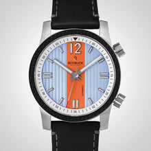 Load image into Gallery viewer, Dual Time orange and blue