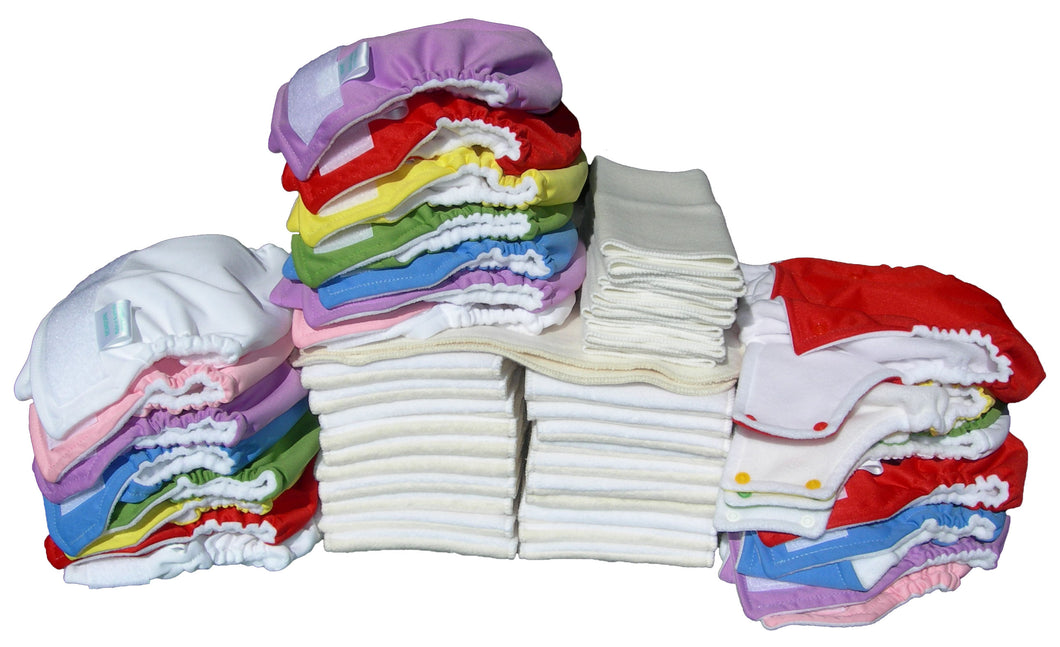 complete nappy pack