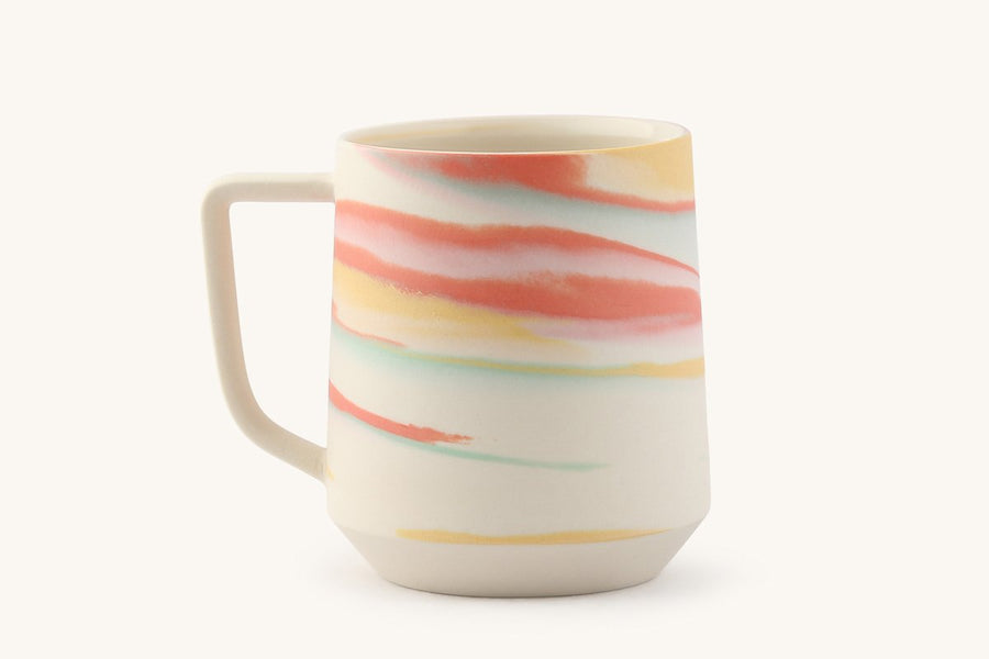 Mazama x Clay Factor Porcelain Mug