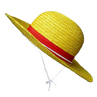 One Piece Monkey D. Luffy Cosplay Hat