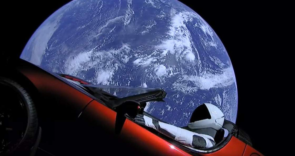Starman A Symbol For All Earthlings Made On Earth By Humans