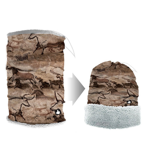 Cave Plush Balance Extreme Weather Fit Tube Bandana Bandana Plush Balance Headwear  (743582040165)