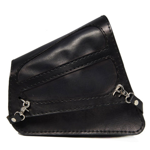 Handcrafted Vegetan Leather Motorcycle Side Bags motorcycle side bags Balance Headwear  (1914561527862)