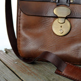 Handcrafted Leather Postman Shoulder Bag Biz Levanten  (1929811918902)