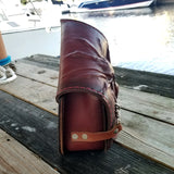 Handcrafted Vegetan Leather Motorcycle Side Bags (4443370225718)