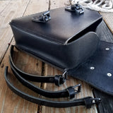 Handcrafted Vegetan Leather Motorcycle Side Bags (4443375009846)