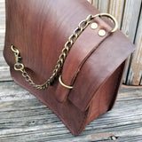 Handcrafted Vegetan Leather Motorcycle Side Bags (4443377238070)