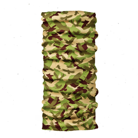 Eagles Camo Coolmax Active Bandana - Green Camo Bandana- High quality Bandana - Unique Neck Gaiter - Design Scarf