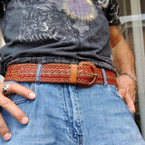 Lara 100% Handcrafted Leather Belt