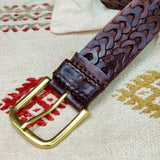 Husa 100% Handcrafted Leather Belt