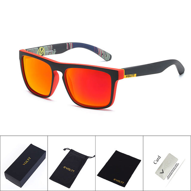 Men's California Style Polarized Sunglasses + Accessories - FREE SHIPPING!