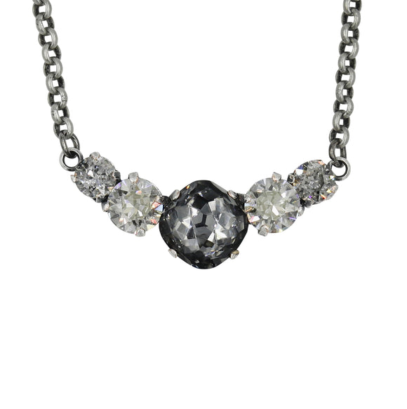 DONNA NECKLACE SMOKE