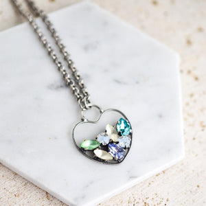 HARRIET HEART PENDANT NEKLACE