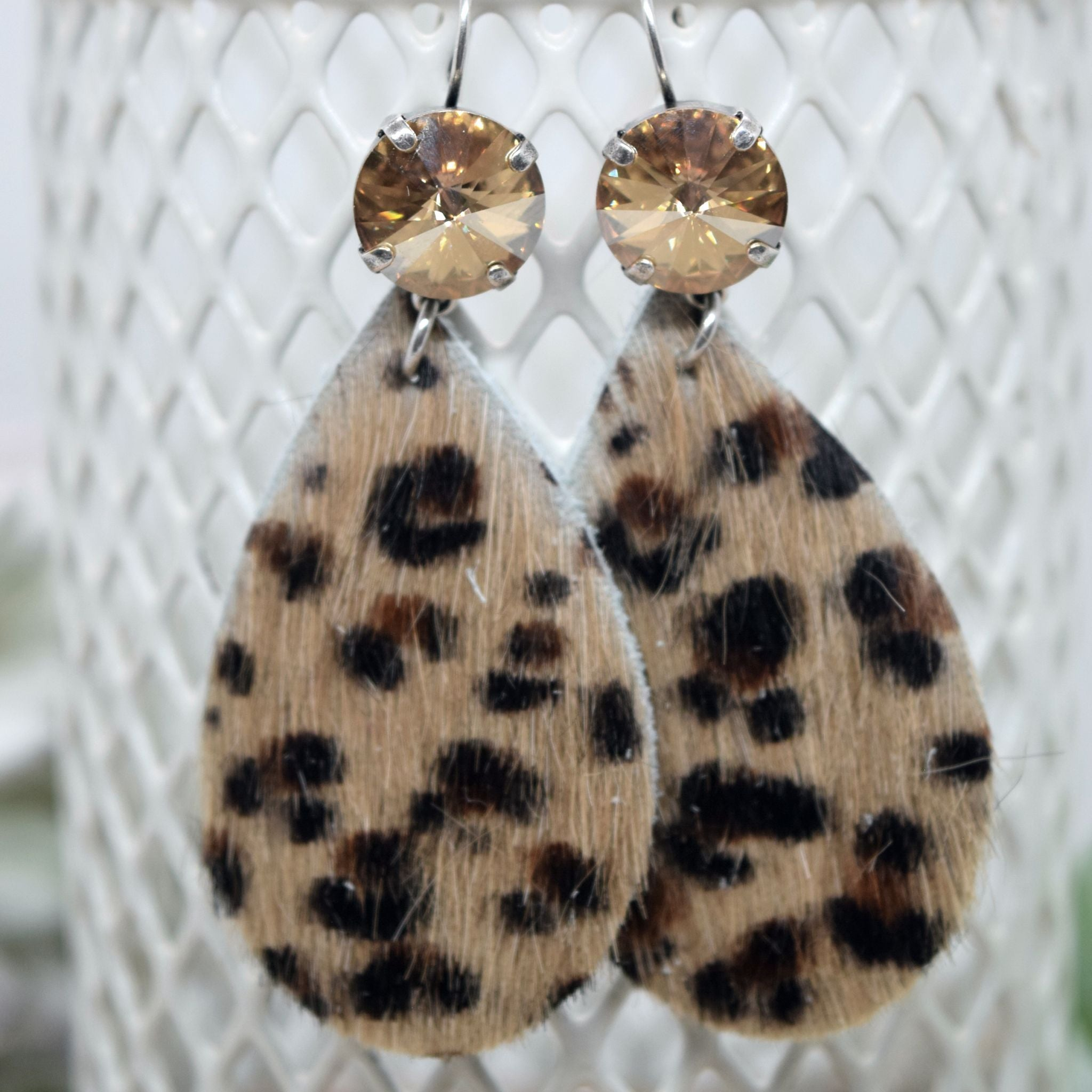 JUNGLE CAT EARRING
