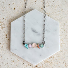 Load image into Gallery viewer, MELI BAR NECKLACE