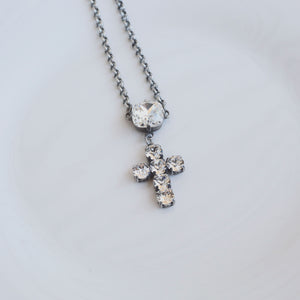 SELAH CROSS NECKLACE