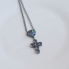 Load image into Gallery viewer, SELAH CROSS NECKLACE