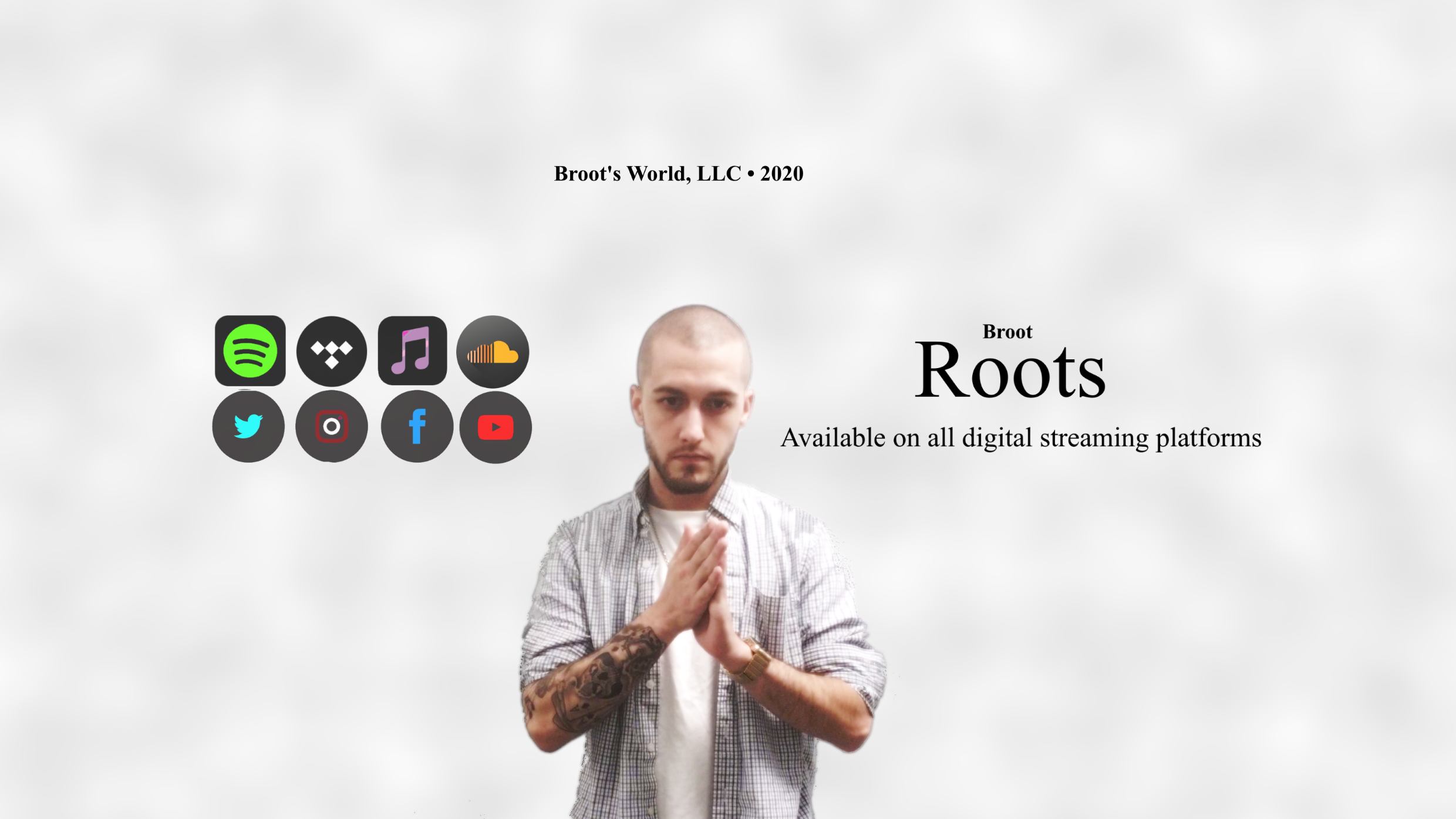 ROOTS available now!