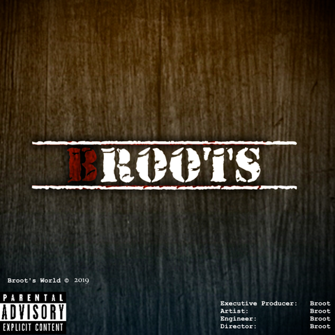 Roots album by Broot (cover photo)