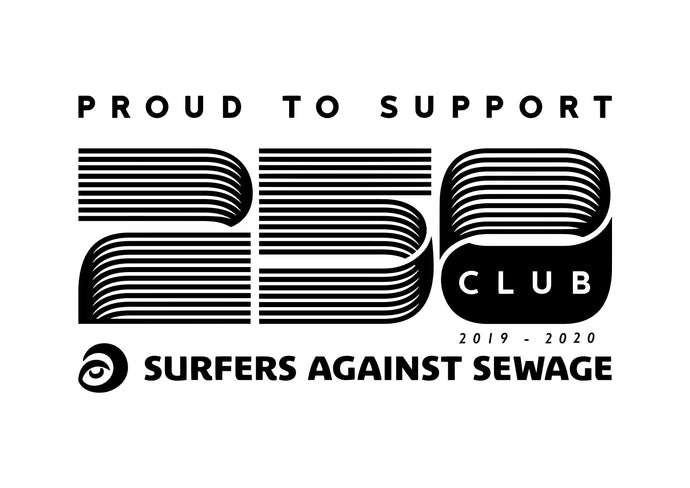 Supporting Surfers Against Sewage