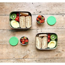 Load image into Gallery viewer, Mintie Duo Stainless Steel Lunch Box Set - environmental life