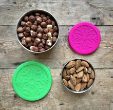 Load image into Gallery viewer, Mintie Midi 2 x Snack Pot Set - environmental life