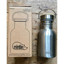 Load image into Gallery viewer, Mintie 350ml Stainless Steel Drinks Bottle B-Stock - environmental life