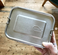 Load image into Gallery viewer, Mintie Snug Midi Stainless Steel Lunch Box Set