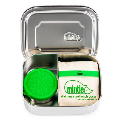Mintie Duo Stainless Steel Lunch Box Set - environmental life