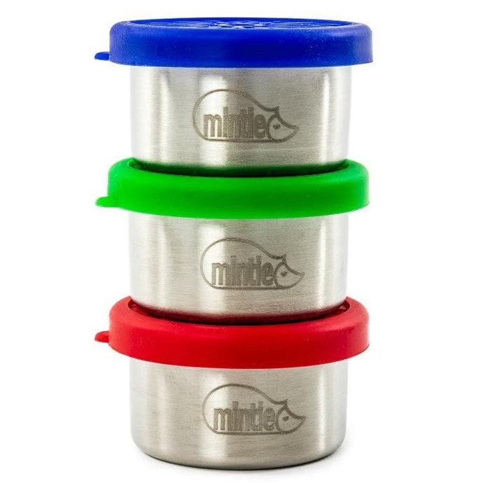 Mintie Mini Snack Pot Set - environmental life