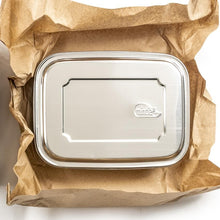 Load image into Gallery viewer, Mintie Max 1.8 Litre Stainless Steel Lunchbox - environmental life