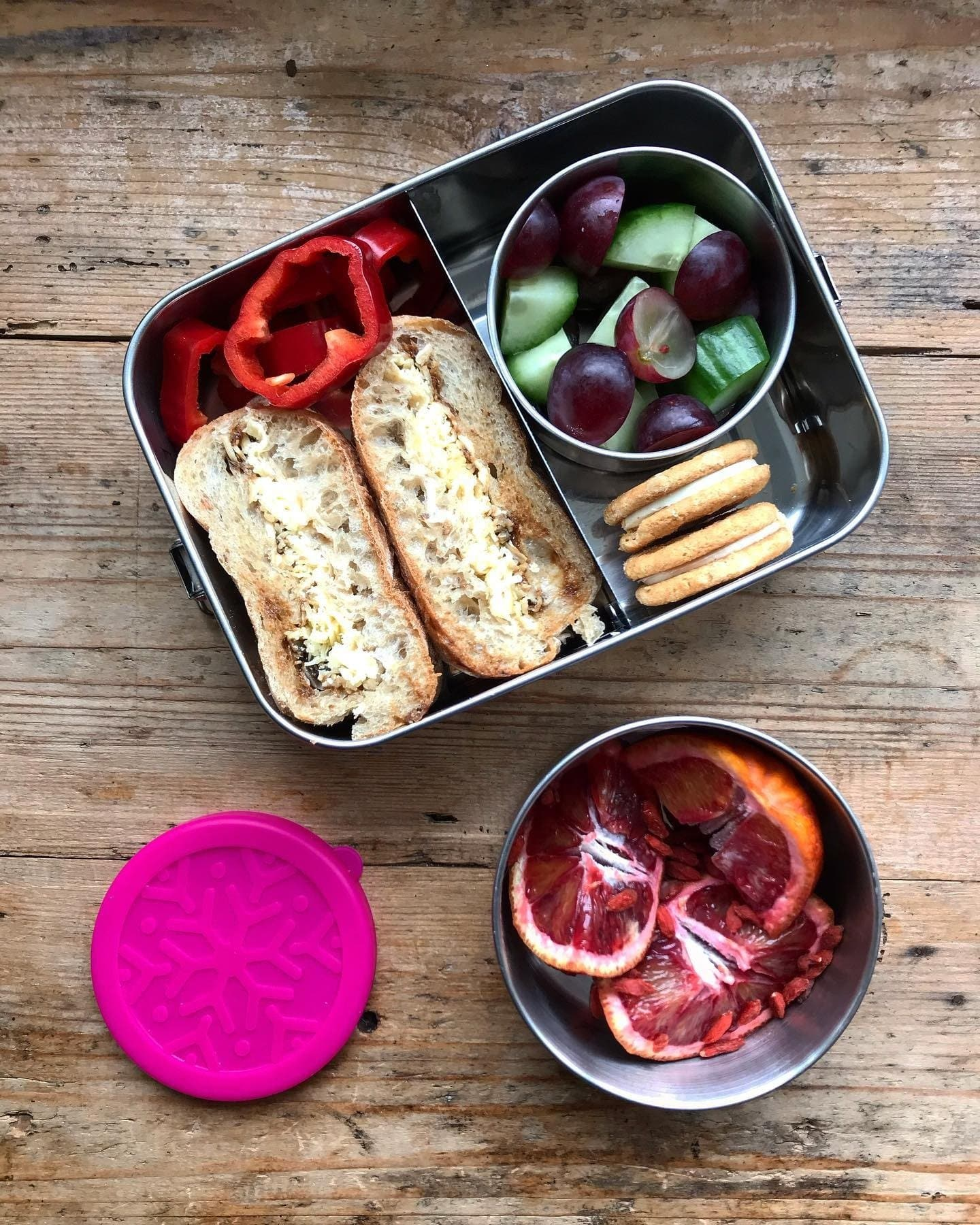 packed lunch ideas,