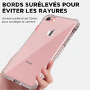 coque iphone porte-carte rouge