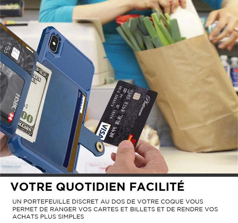 coque iphone paiement sans contact