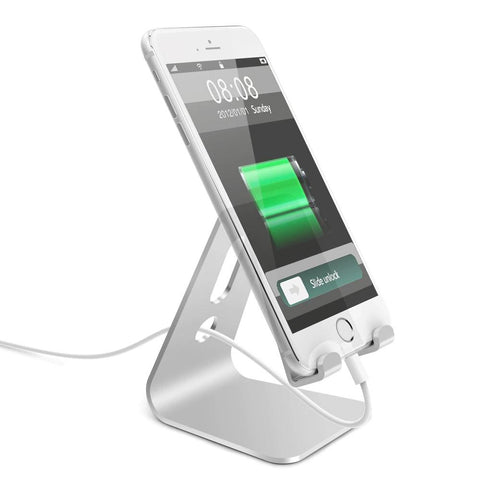 Support en aluminium pour iPhone et iPad