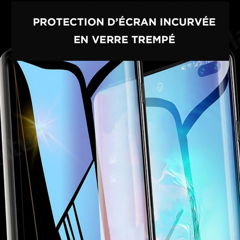 Protection d'écran verre trempé Samsung Galaxy S