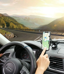 support iphone voiture pratique sur la route