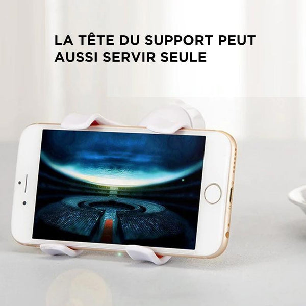support pour iphone film